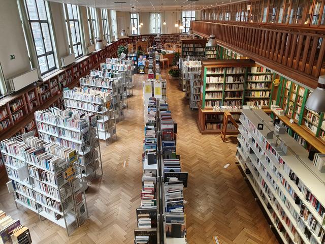 Secteur Bibliothèque Langlois