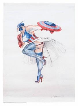 Margaret Harrison / Danser sur les Missiles