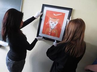 L'artiste à la classe / Rencontre jeunesse – art actuel