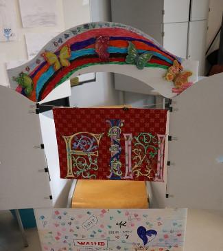 Ramdam d'histoires : atelier conte et bricolage