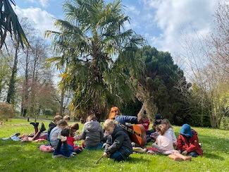 Journée découverte nature à La Louvière