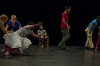 Théâtre impro, stage pour enfants