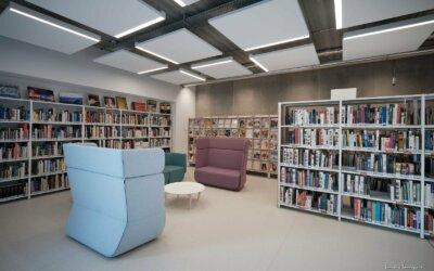 Plan Help Blocus de la Bibliothèque provinciale