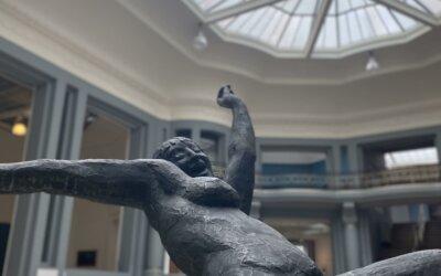 Figures féminines au Musée des Beaux Arts de Tournai