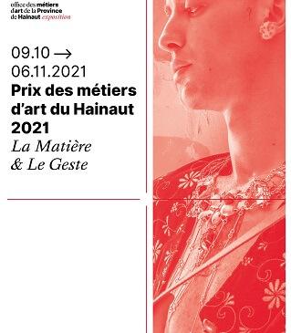 Prix des Métiers d'art du Hainaut 2021