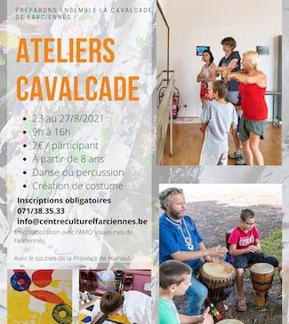 Ateliers Cavalcade