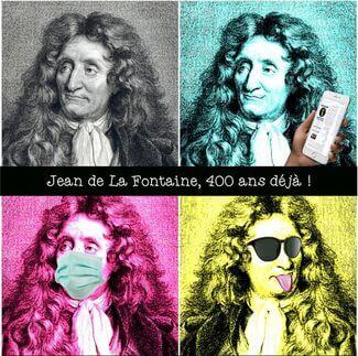 Jean de La Fontaine, 400 ans déjà !
