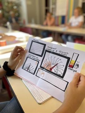 Formation outils d'éducation permanente: «le langage du corps»