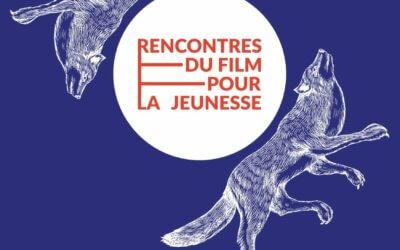 Nouvelle affiche des Rencontres du Film pour la Jeunesse