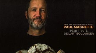 Rencontre avec Paul Magnette : Le Chant du pain