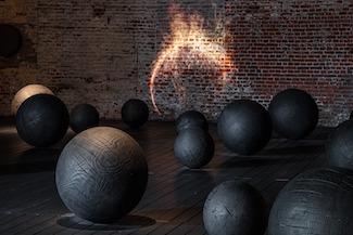 Brûler la sphère par les deux bouts