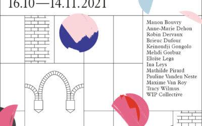 Qui sera lauréat du Prix du Hainaut des Arts Plastiques 2021 ?